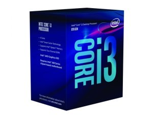 Core i3-8300 BOX BX80684I38300