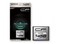 GreenHouse GH-CF4GC CompactFlash 4GB