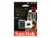 SANDISK MicroSD 64GB SDSQXCY-064G-GN6MA
