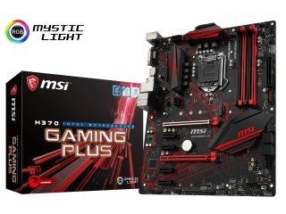 2d590b33f7 第8世代インテルプロセッサー対応のintel H370チップセット搭載ATXサイズマザー!カスタマイズ可能なRGB LEDイルミネーション機能、USB3.1  Type-C、32Gb/sの転送速度に ...