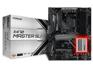 X470 Master SLI