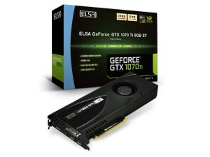 GD1070-8GERTST (ELSA GeForce GTX 1070 Ti 8GB ST)