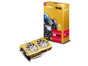 NITRO+ RADEON RX 590 8G GDDR5 DUAL HDMI/DVI-D/DUAL DP OC W/BP (UEFI) AMD 50TH EDITON (11289-07-20G/VD6953)