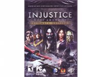 Injustice: Gods Amoung Us Ultimate Editi