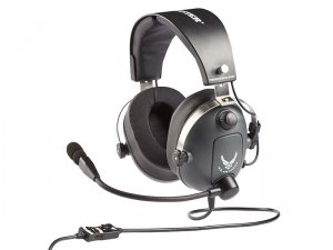T-Flight U.S. Air Force Edition Gaming HEADSET