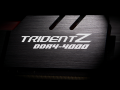 DDR4 4000MHz越え製品販売一番乗りはG.Skill「Trident Z」