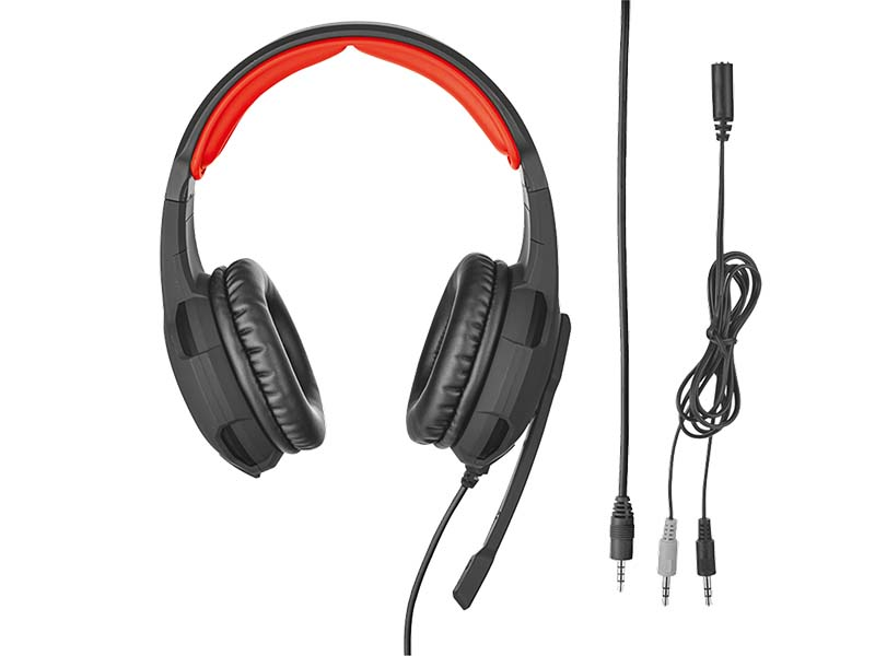 GXT 310 Gaming Headset 02 ゲーム ゲームデバイス ヘッドセット