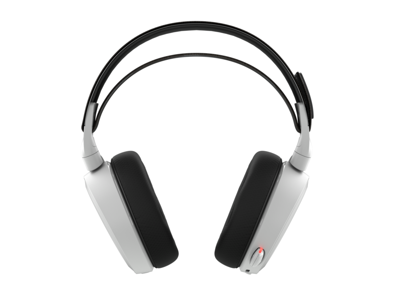 SteelSeries Arctis 7 White 61464 02 ゲーム ゲームデバイス ヘッドセット