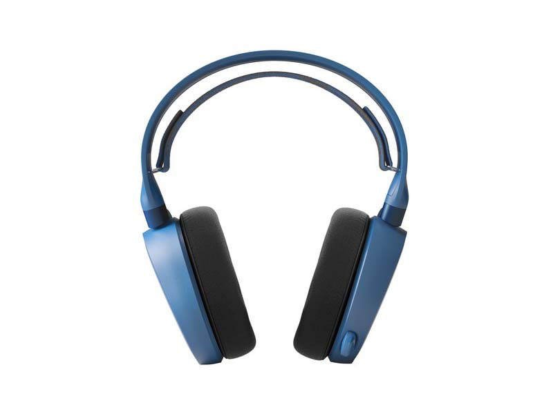 SteelSeries Arctis 3 Boreal Blue 61436 02 ゲーム ゲームデバイス ヘッドセット