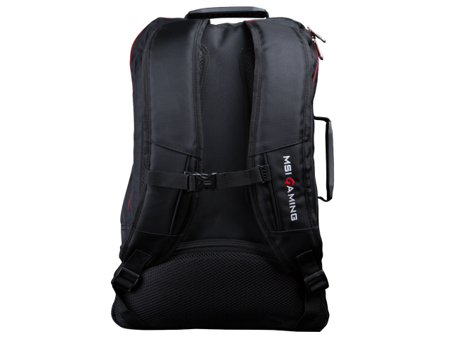 MSI Gaming Bag for GE 03 ゲーム その他・趣味 パソコン・本体 モバイル ゲームアクセサリー ACCESSORIES