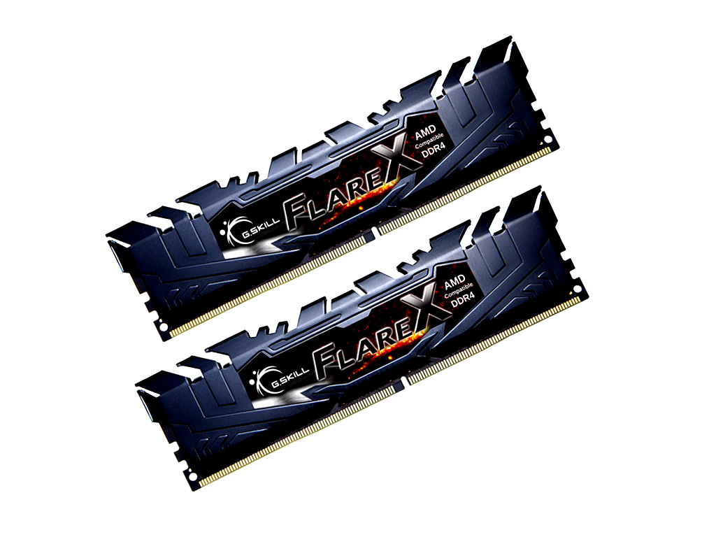 F4-3200C14D-16GFX BLACK HS for AMD