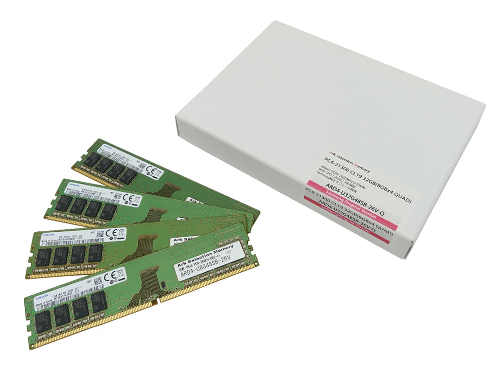 ARD4-U32G48SB-26V-Q 「Samsung Edition」