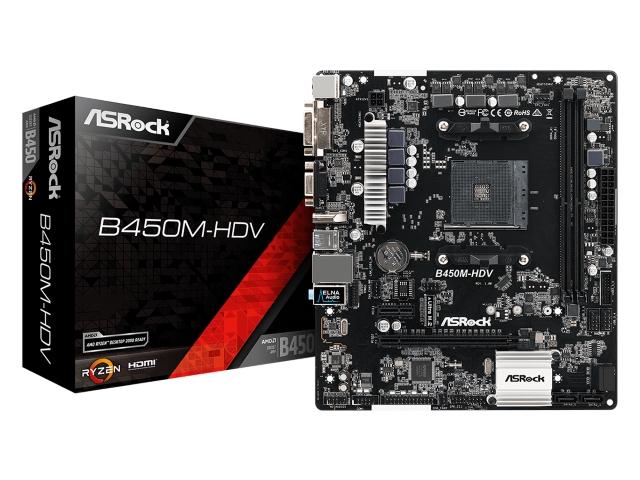 B450M-HDV