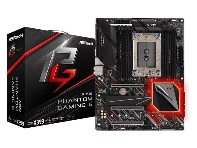 X399 Phantom Gaming 6