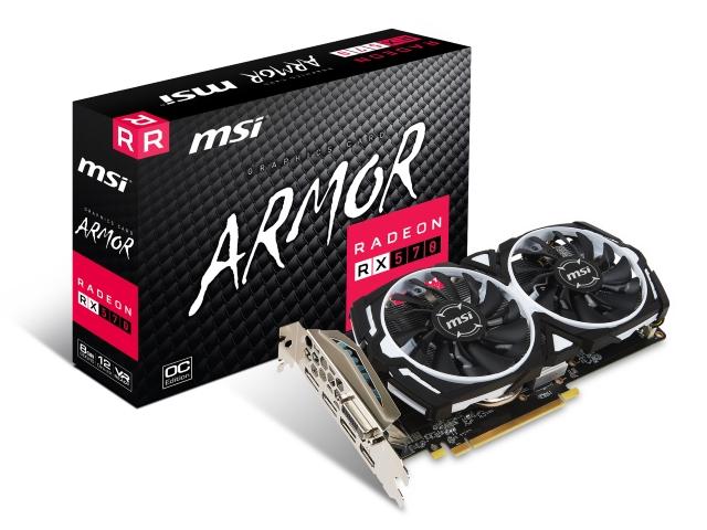 RADEON RX 570 ARMOR 8G OC