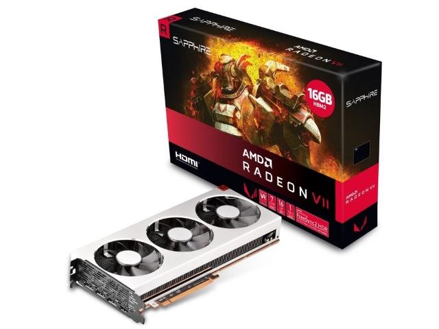 RADEON VII 16G HBM2 HDMI/TRIPLE DP (21291-01-40G/VD6889)