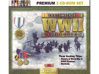 complete WWII Collection 01 ソフト PCソフト その他