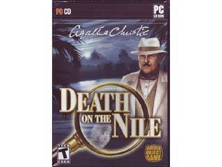 Agatha Christie: Death on the Nile 01 ゲーム ソフト PCゲーム | ゲームソフト アドベンチャー