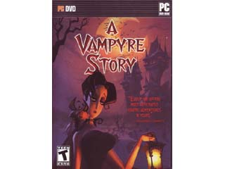 A Vampyre Story 01 ゲーム ソフト PCゲーム | ゲームソフト アドベンチャー