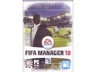 FIFA Manager 10 01 ゲーム ソフト PCゲーム | ゲームソフト スポーツ