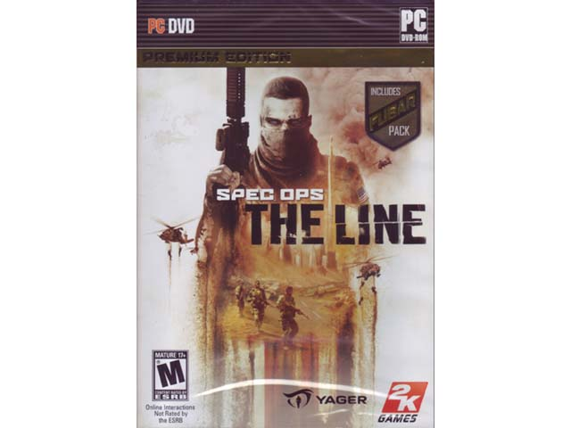 Spec Ops: The Line Premium Edition 01 ゲーム ソフト PCゲーム | ゲームソフト アクション