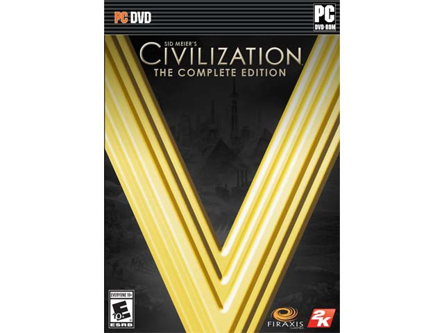 Sid Meiers Civilization V The Complete 01 ゲーム ソフト PCゲーム | ゲームソフト ストラテジー