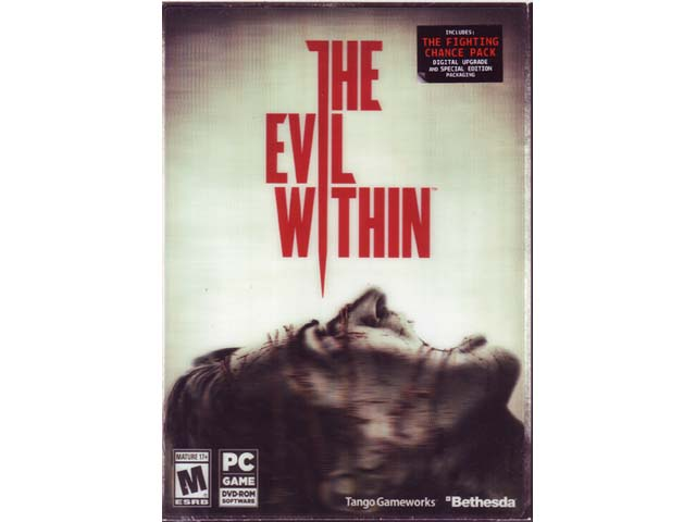 The Evil Within 01 ゲーム ソフト PCゲーム | ゲームソフト アクション
