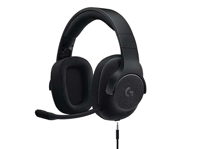 Logicool G433 Wired 7.1 Surround Gaming Headset ブラック