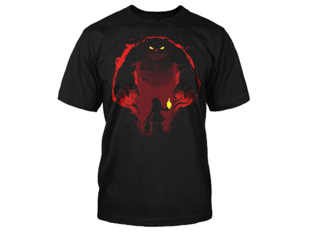 LoL Have You Seen My Tibbers? T-Shirt(L-size)