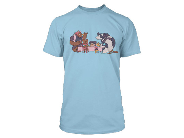 League of Legends Volibear Teaparty T(M) 01 ゲーム その他・趣味 ゲーム関連グッズ APPAREL