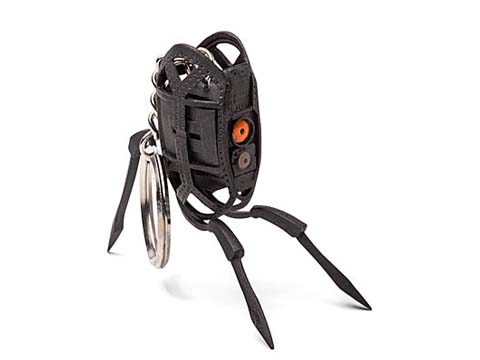 Portal 2 Vinyl Keychains Turret 01 ゲーム その他・趣味 ゲーム関連グッズ ACCESSORIES